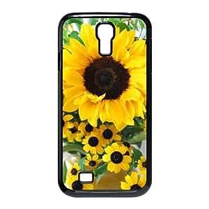 Sunflower DIY Phone Case for SamSung Galaxy S4 I9500 LMc-11632 at LaiMc