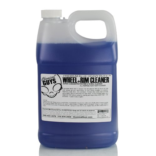 Chemical Guys CLD_107 Premium Blue Wheel and Rim Cleaner and