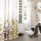 Yifom Mildew Proof Polyester Fabric Shower Curtain