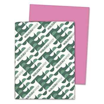 Outrageous Orchid (Neenah Paper Astrobrights Colored Card Stock, 65 lb, 8-1/2 x 11, Outrageous Orchid, 250 Shts)