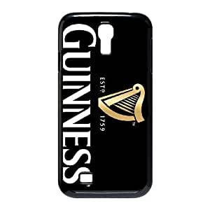 Protection Cover Samsung Galaxy S4 I9500 Black Phone Case Etrbm GUINNESS Personalized Durable Cases