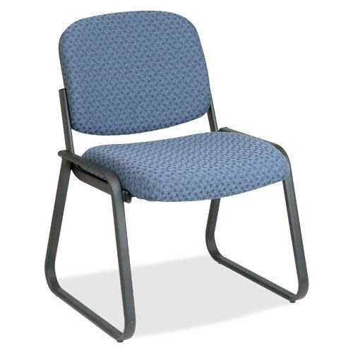 OSPV442075 - Office Star V4420 Deluxe Sled Base Armless Chair - Osp Deluxe Guest Chair