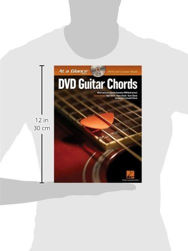 Guitar Chords Bkdvd At A Glance Series Dvd And Lesson Book Chad