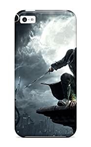 Premium Corvo Attano In Dishonored Heavy-duty Protection Case For Iphone 5c