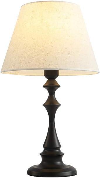 Gasfja - Lámpara de mesa para dormitorio, mesita de noche, lámpara ...