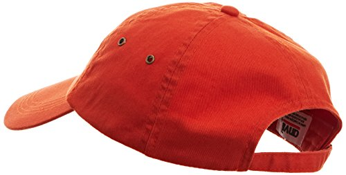 para Burnt béisbol Bto Anvil de hombre Gorra 156 Orange wWOI7
