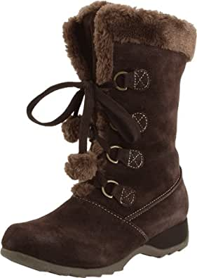 Amazon.com | Sporto Women's JoJo Winter Boots, Brown, 10 M
