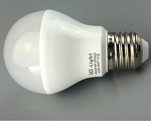 AC85 265V wireless Changing Dimmable Bubble