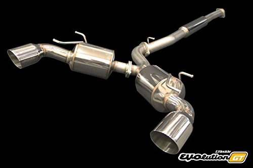 Greddy EVOlution GT Exhaust System for Scion FR-S, FRS, Subaru BRZ - 10118300