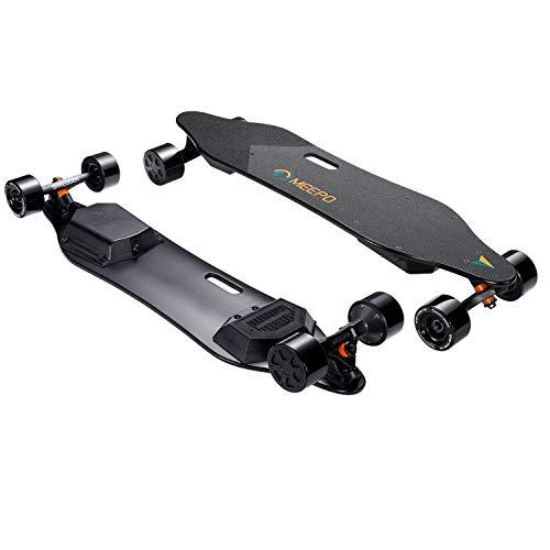 MEEPO Electric Skateboard \u0026 Longboard, 38inch Dual Motor  Import It All