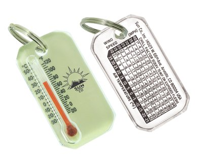 Outdoor Sun Thermometer - 9