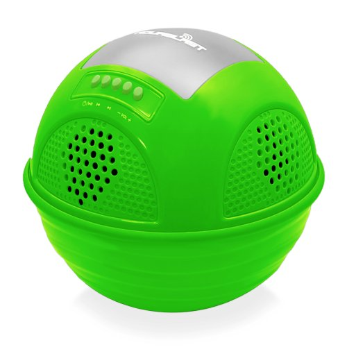 Pyle PWR90DGN Waterproof Bluetooth Rechargeable