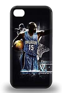 Fashion Design Hard 3D PC Case Cover NBA Orlando Magic Vince Carter #15 Protector For Iphone 4/4s ( Custom Picture iPhone 6, iPhone 6 PLUS, iPhone 5, iPhone 5S, iPhone 5C, iPhone 4, iPhone 4S,Galaxy S6,Galaxy S5,Galaxy S4,Galaxy S3,Note 3,iPad Mini-Mini 2,iPad Air )