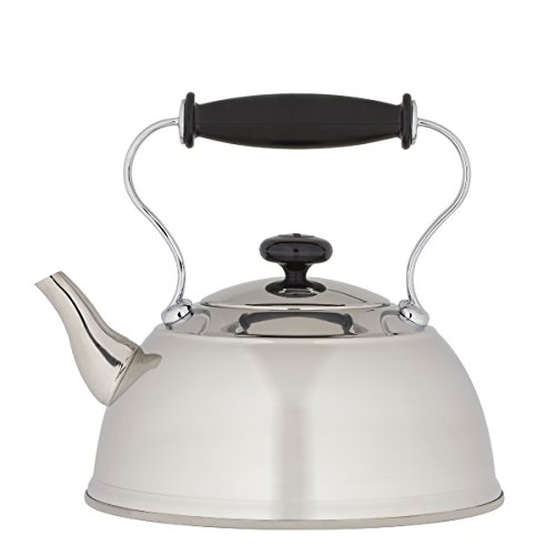 Copco 2501-9705 Cambridge Polished Stainless Steel Tea Kettle, 1.5-Quart