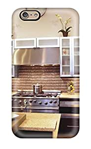 Jewel Solomon Case Cover Protector Specially Made For Iphone 6 Kitchen With Contrasting Coppery Backsplash And Stainless Steel Appliances