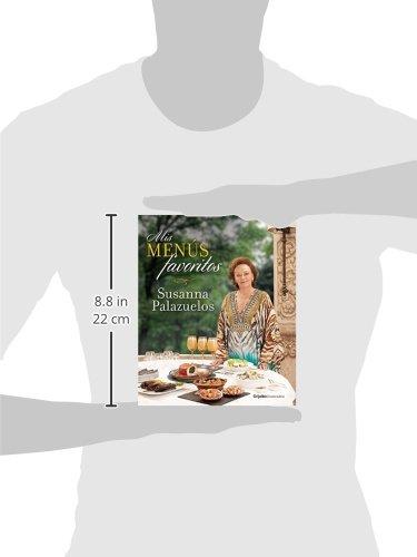 Mis menus favoritos (Spanish Edition): Susanna Palazuelos ...