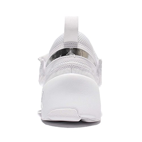 buy cheap brand new unisex outlet comfortable Nike Air Jordan Trunner LX Mens Basketball Trainers 897992 Sneakers Shoes White/Pure Platinum-pure Platinum ksKdREtxk