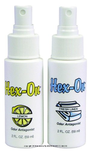 Hex-On Odor Antagonist - Fresh Linen Scent Qty 12 by COLOPLAST CORPORATION