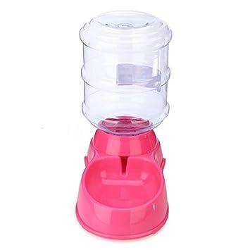 Comedero automático para mascotas, perros, gatos, botella de agua, dispensador de agua: Amazon.es: Productos para mascotas