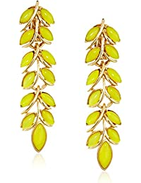 Garden Escape Vine Drop Earrings