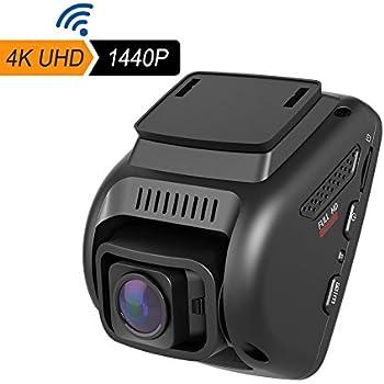 4k dash cam wifi car dash cam with android. Black Bedroom Furniture Sets. Home Design Ideas