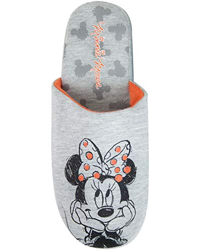 Sketch Mouse Slippers Women's Minnie Disney wq86pBvn