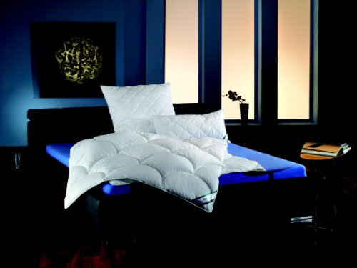 f.a.n. Houston - 155x220 cm, Sommer Bettdecke, extra groß
