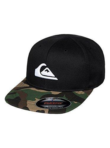 Quiksilver Baby Boys Mountain And Wave - Cap Hat Green One Size