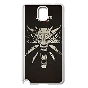 The Witcher 3 Wild Hunt Samsung Galaxy Note 3 Cell Phone Case White DIY Ornaments xxy002-9142025