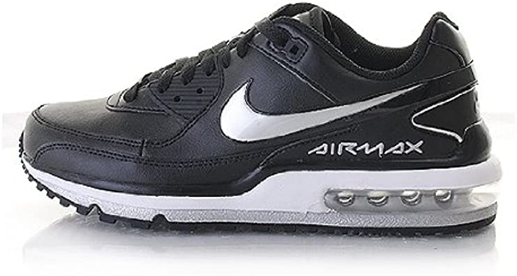 new product best wholesaler buying now optatif magnifique chaussures nike homme air max ltd noir cuir ...