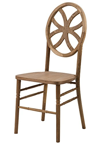 CSP Events W-440-VR-TR Veronique chairs series (Clover), 38.75