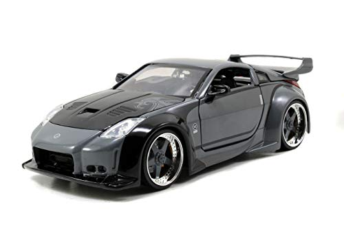 Jada Toys Fast & Furious 1 24 Diecast Nissan 350Z Vehicle (Toys Tokyo)