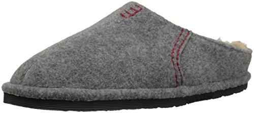 Staheekum Men's Comfort Slipper, Timber Grey, 9 M US by Staheekum (Image #1)
