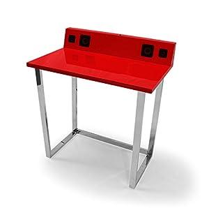 speakers desk. symphony desk mp3 audio input with built in speakers