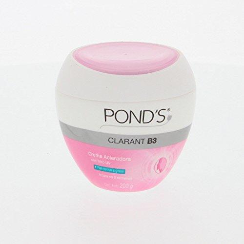 Ponds B3 Aclarant Oily Skin 200 gr - Aclarante Piel Grasa (Pack of 2)