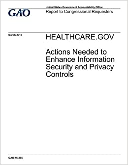 amazon healthcare gov actions needed to enhance information