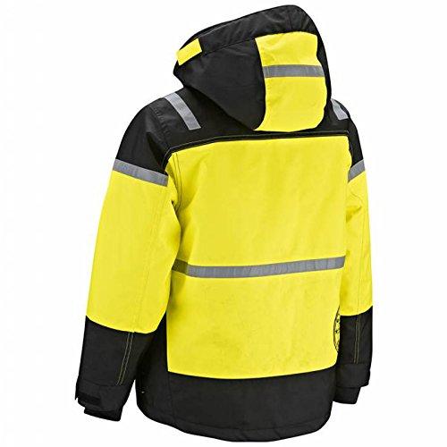 IN Black//Yellow Blaklader Metric Size C128 485819779933C128 Children Winter Jacket Size 8T