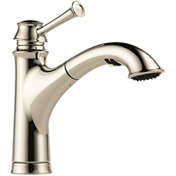 Brizo Lf Talo Kitchen Faucet With Pullout Spray