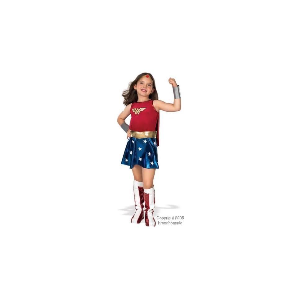 Childs Wonder Woman Costume (SizeLarge 12 14)