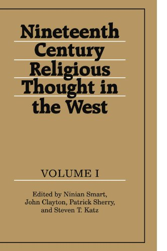 Nineteenth-Century Religious Thought in the West, Vol. 1