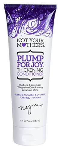 Not Your Mothers Conditioner Plump For Joy Thickening 8oz (3 Pack)