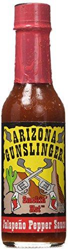 - Arizona Gunslinger Red Jalapeño Pepper Sauce