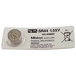Mitutoyo America 938882 Battery for Digi...