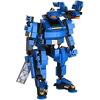 MyBuild Mecha Frame Keiji2 Building Bricks Robot Mech Construction Blocks Toy Set 5017