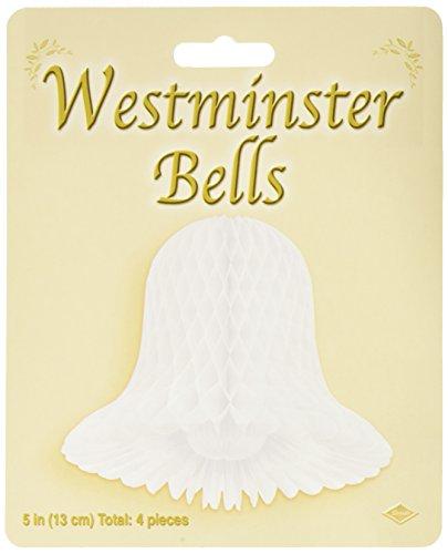 Pkgd Westminster Bells (white)    -