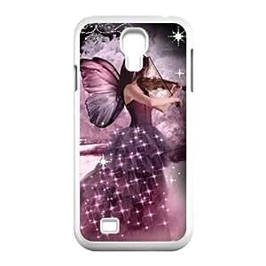 Fairy Hard Back Durable Case for SamSung Galaxy S4 I9500,diy Fairy case