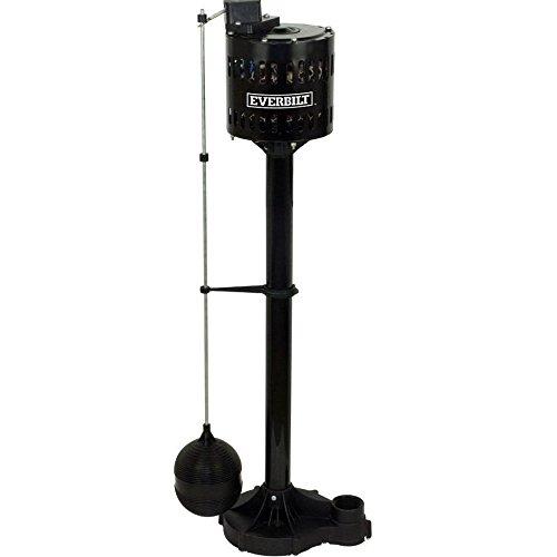 Everbilt SCN250-LQ 1/3 HP Pedestal Sump Pump by Everbilt (Image #1)