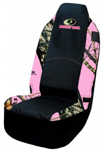 Mossy-Oak-Pink-Camo-Universal-Bucket-Seat-Cover-Mossy-Oak-Break-Up-Camo-Heavy-Duty-Polyester-Fabric-Sold-Individually