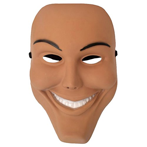 Homelix The Purge Anarchy Halloween Props James Sandin Mask (Classic) ()