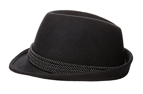 Holiday Oktoberfest Wool Bavarian Alpine Hat - Black Color d543a7cc9c6d